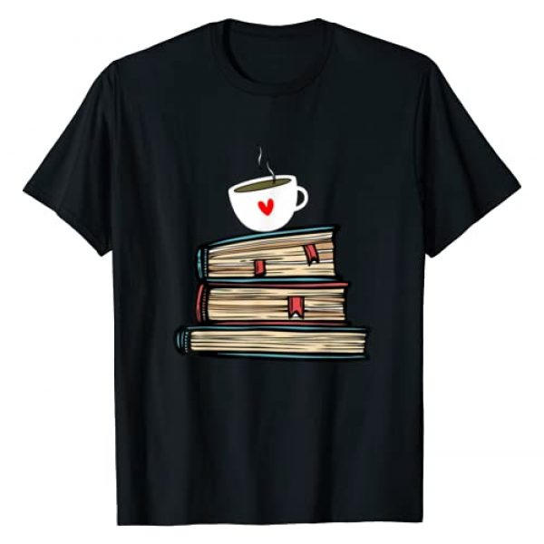 Books Shirt Gifts For Book Reader Graphic Tshirt 1 Tea Cup Book Lovers Gifts Book Shirt Cute Book Reader Shirts