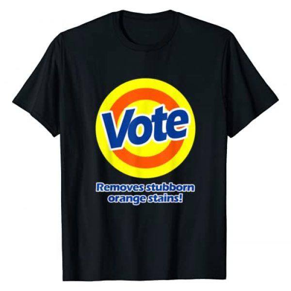 Vote Removes Stubborn Orange Stains Graphic Tshirt 1 Vote Removes Stubborn Orange Stains T-Shirt