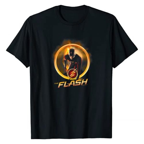 DC Comics Graphic Tshirt 1 Flash TV Series Fastest Man Alive T-Shirt