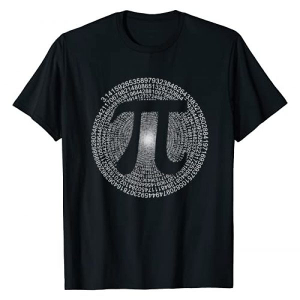 Pi Day Shirt March 14 Math Lover Science Gift Graphic Tshirt 1 Pi T-Shirt 3,14 Pi Number Symbol Math Science Gift T-Shirt