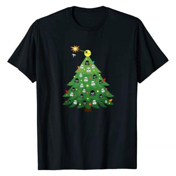 Star Wars Graphic Tshirt 1 Imperial Christmas Tree Holiday T-Shirt