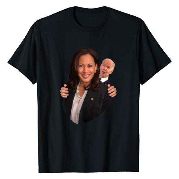 Joe Biden for President 2020 Info Site Graphic Tshirt 1 Joe Biden Sniff Kamala Harris President Tee 2020 Men & Women T-Shirt