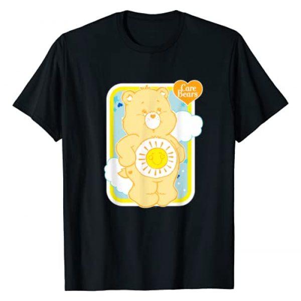 Care Bears Graphic Tshirt 1 Funshine Bear T-Shirt