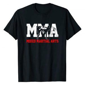 Retro Sports Jersey Graphic Tshirt 1 MMA Kickboxin Gift Fighter T-Shirt