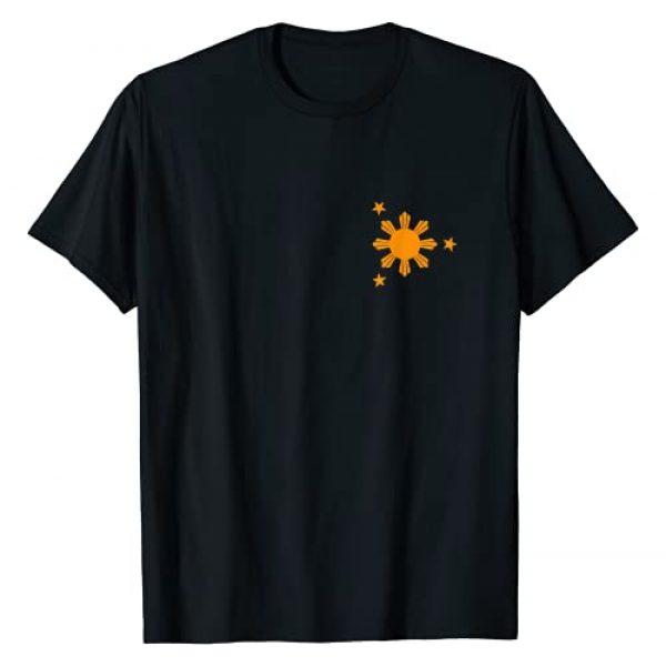 !RALUPOP Graphic Tshirt 1 Filipino - Philippines   SUN STARS Flag LOGO Pride Gift T-Shirt