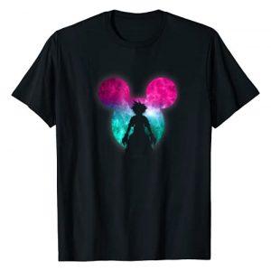 Disney Graphic Tshirt 1 Kingdom Hearts Mickey Galactic Clouds T-shirt