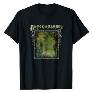 Black Sabbath Graphic Tshirt 1 Official Trees Photo Framed T-Shirt T-Shirt