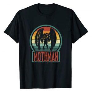 National Introvert Society Graphic Tshirt 1 Mothman Point Pleasant Retro Vintage Cryptid T-Shirt