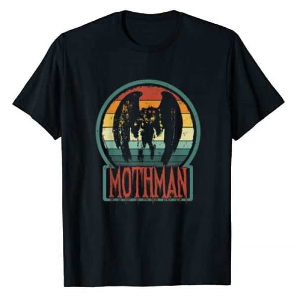 National Introvert Society Graphic Tshirt 1 Mothman Point Pleasant Retro Vintage Cryptid T-Shirt