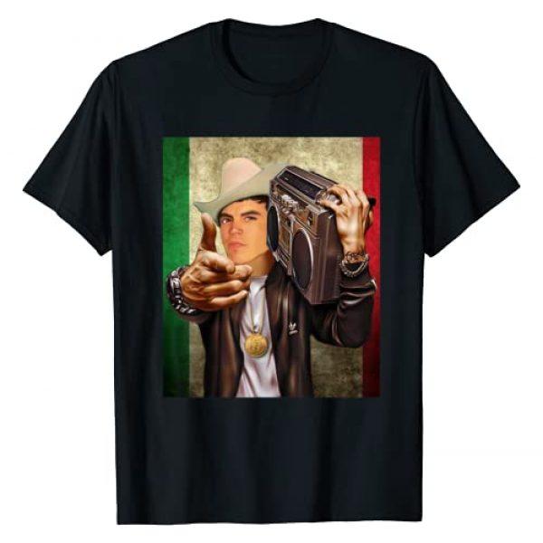 MEXICOVIPTSHIRTS Graphic Tshirt 1 CHALINO GRABADORA T-Shirt