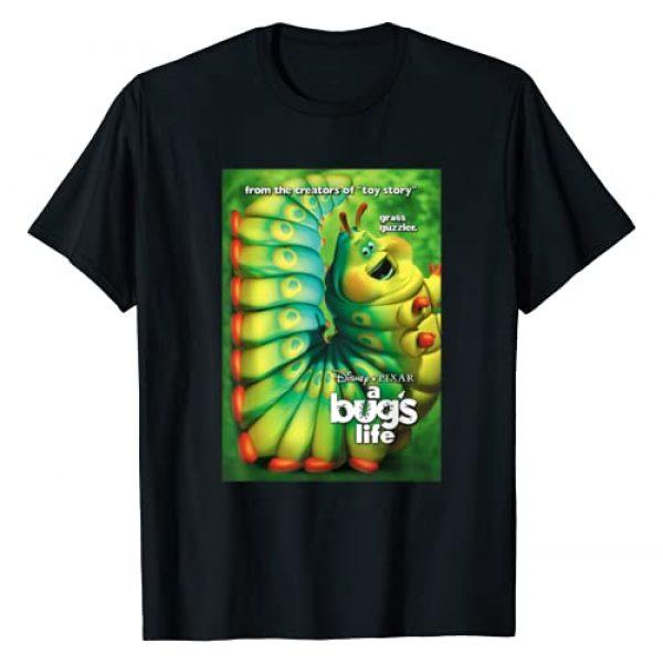 Disney Graphic Tshirt 1 Pixar A Bug's Life Heimlich Grass Guzzler Poster T-Shirt