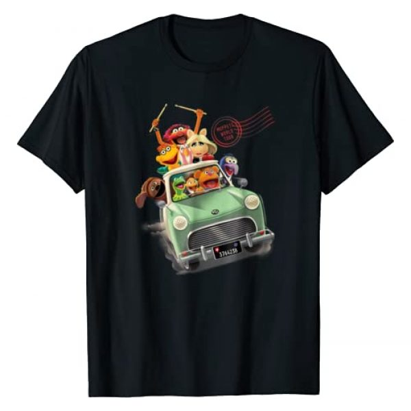 Disney Graphic Tshirt 1 Muppet Babies Trip Group T-Shirt