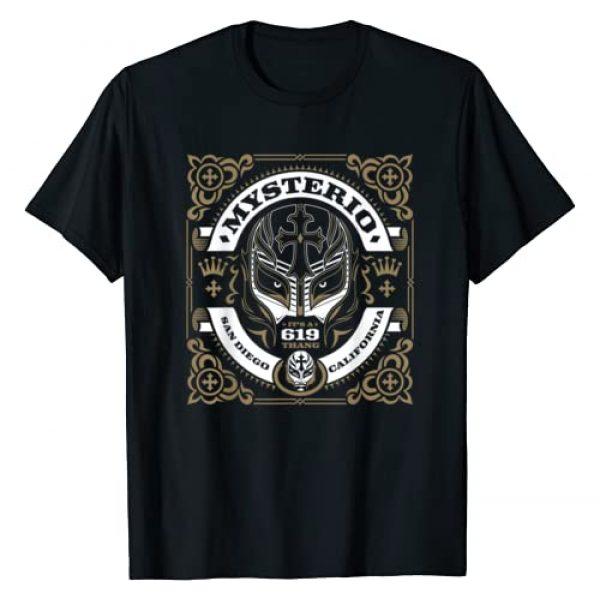 "WWE Graphic Tshirt 1 Rey Mysterio ""Mysterio Label"" Graphic T-Shirt"