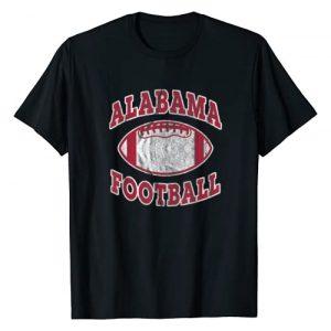 Alabama vs All Y'All Football Deez Tees Graphic Tshirt 1 Alabama Football Vintage Distressed T-Shirt