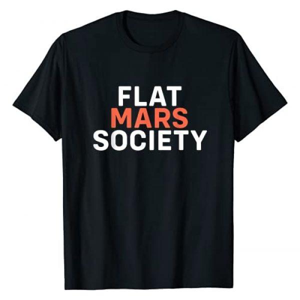 Flat Mars Society Gift Graphic Tshirt 1 Flat Mars Society Gift T-Shirt