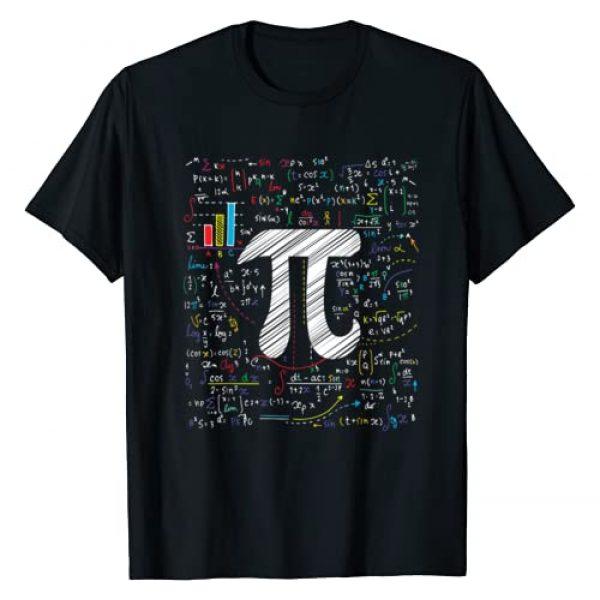 Pi Day Math Equation Shirts Graphic Tshirt 1 Pi Day Math Equation T-Shirt Math Teacher Student Geek Gifts
