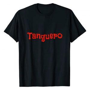 "TangoGift Graphic Tshirt 1 ""Tanguero"" by TangoGift T-Shirt"