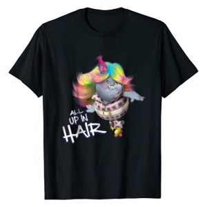 DreamWorks' Trolls Graphic Tshirt 1 All up in Hair T-Shirt