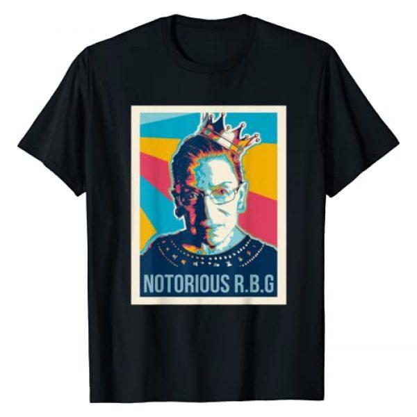 Notorious RBG Tshirts Graphic Tshirt 1 Vintage Notorious RBG tshirt