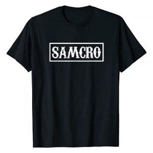ScripTees Graphic Tshirt 1 SAMCRO Shirt T-Shirt