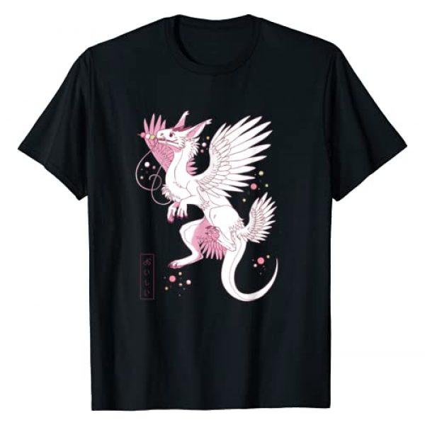 """Roblox Graphic Tshirt 1 """"Saurium"""" Raptor Dragon T-Shirt"""