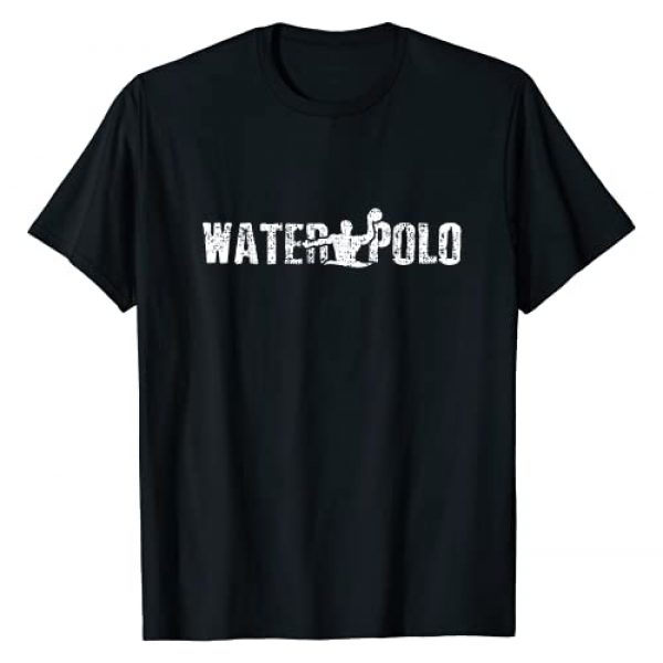 Water Gifts Graphic Tshirt 1 Water Polo Player Sport Vintage Gift T-Shirt