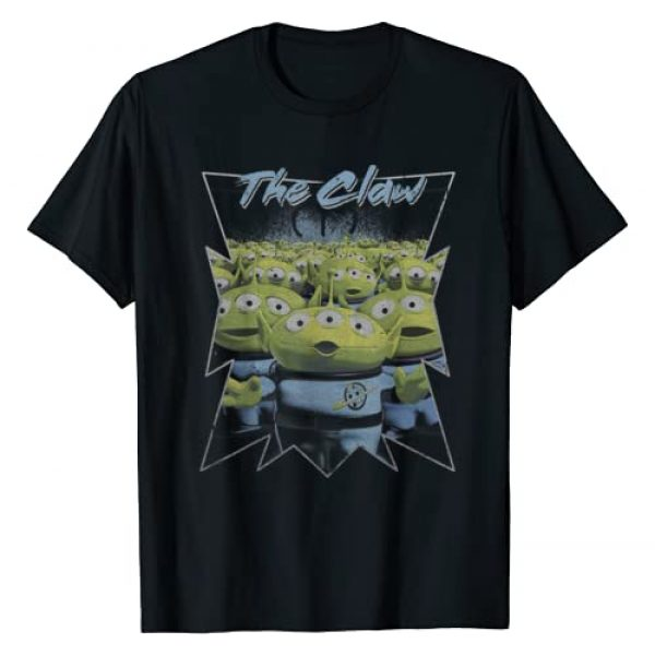 Disney Graphic Tshirt 1 Pixar Toy Story Aliens The Claw Portrait T-Shirt