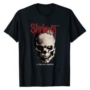 Slipknot Graphic Tshirt 1 Official Skull and Tribal T-Shirt