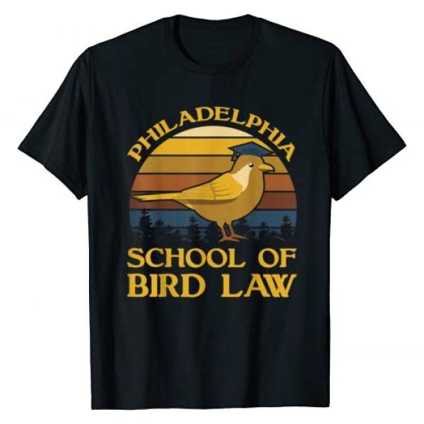 Philadelphia School Of Bird Law T Shirt Graphic Tshirt 1 Vintage Philadelphia School Of Bird Law T Shirt Bird Shirt