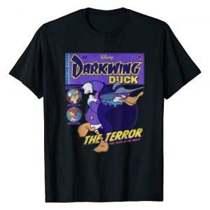 Disney Graphic Tshirt 1 Darkwing Duck Comic Cover T-Shirt