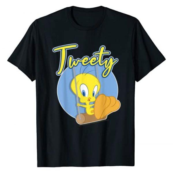 LOONEY TUNES Graphic Tshirt 1 Tweety Bird Swing T-Shirt
