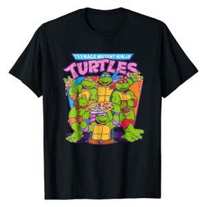 Nickelodeon Graphic Tshirt 1 Teenage Mutant Ninja Turtles Pizza & Smiles T-Shirt