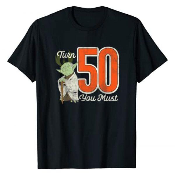 Star Wars Graphic Tshirt 1 Yoda 50th Birthday T-Shirt