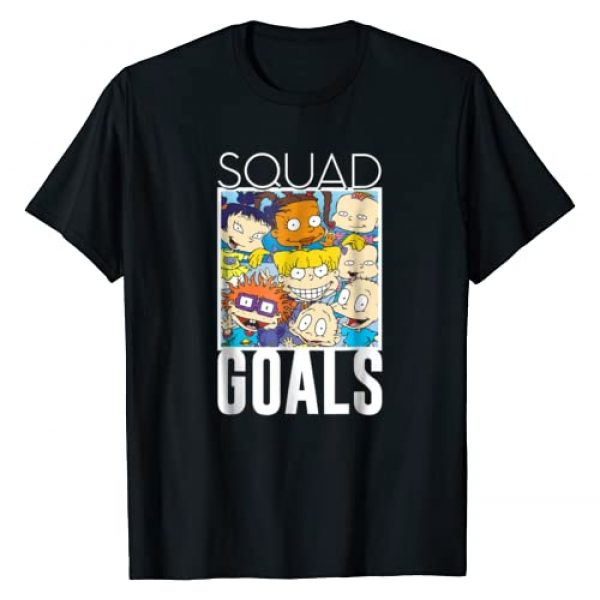 Nickelodeon Graphic Tshirt 1 Rugrats Squad Goals T-Shirt