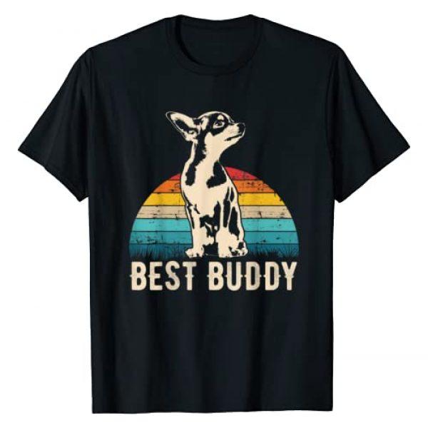 Vintage Chihuahuas Retro T-Shirts Graphic Tshirt 1 Retro Chihuahua T-Shirt Men Women Kids Gift