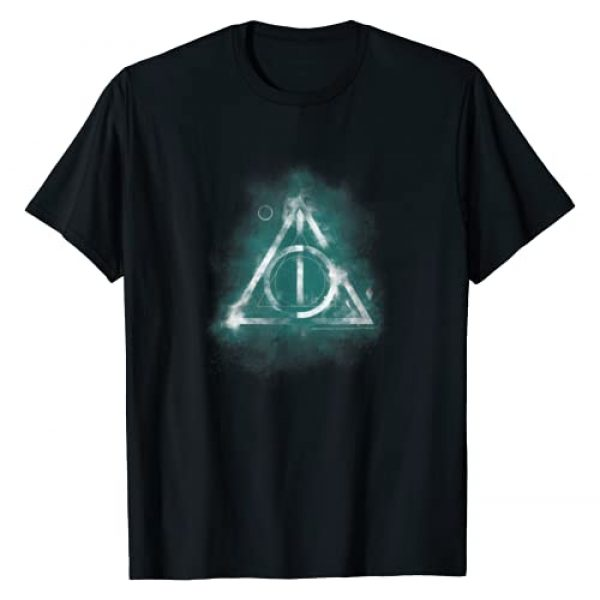 Harry Potter Graphic Tshirt 1 Geometric Deathly Hallows T-Shirt