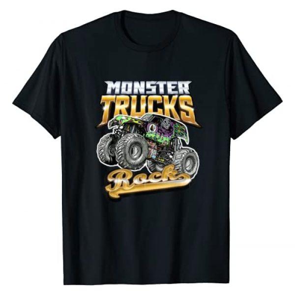 MONSTER TRUCK 4X4 T-SHIRTS Graphic Tshirt 1 Monster Truck T-Shirt