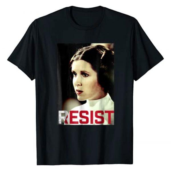 Star Wars Graphic Tshirt 1 Princess Leia RESIST Poster Graphic T-Shirt
