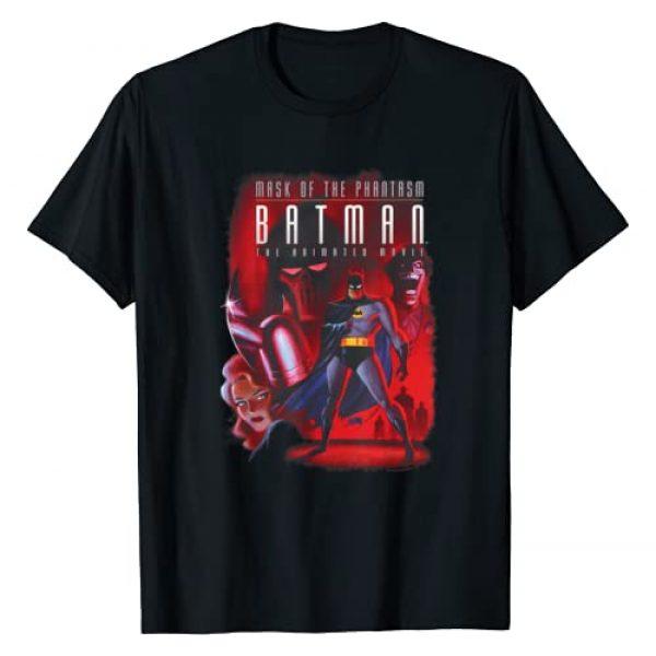 DC Comics Graphic Tshirt 1 Batman Phantasm Cover T-Shirt