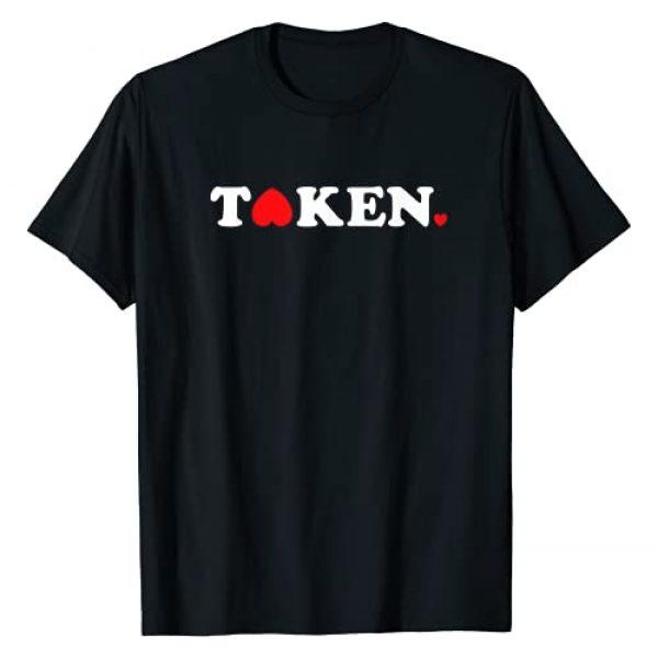 Mr Ben Valentines Day Graphic Tshirt 1 Taken In Love Valentines Day Matching Gift T-Shirt