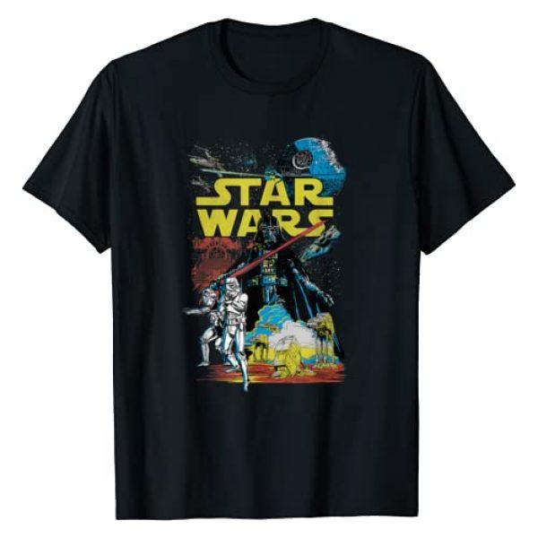 Star Wars Graphic Tshirt 1 Rebel Classic Poster T-Shirt