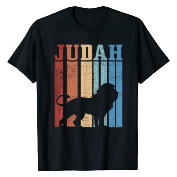 Hebrew Israelite design | Judah design Graphic Tshirt 1 Lion of Judah design, Hebrew Israelite design T-Shirt
