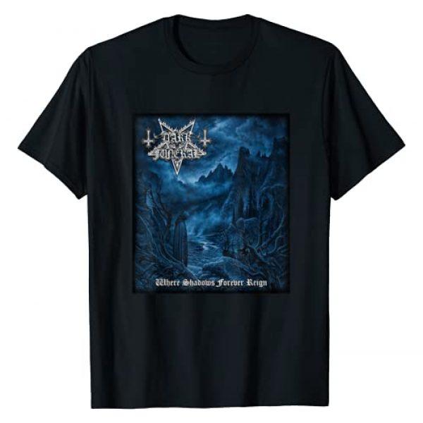Dark Funeral Graphic Tshirt 1 Where Shadows Forever Reign - Official Merch T-Shirt
