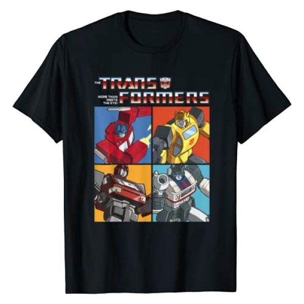 Transformers Graphic Tshirt 1 Autobots Box Up T-Shirt