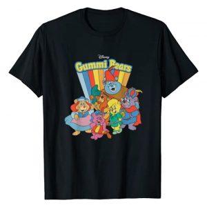 Disney Graphic Tshirt 1 Adventures of the Gummi Bears Retro T-Shirt