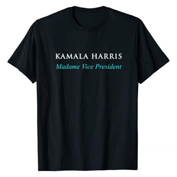 Peace Pixels: Kamala Harris, Kamala Harris Quote Graphic Tshirt 1 Kamala Harris, Madame Vice President, Kamala Harris Graphic T-Shirt