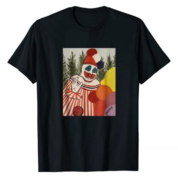 Eli's Historical Tees Graphic Tshirt 1 Goodbye Pogo the Clown by Gacy T-Shirt