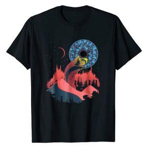 Sand Dune Graphics Graphic Tshirt 1 Dune Gift Graphic Blue Eye SciFi WormSign Shirt