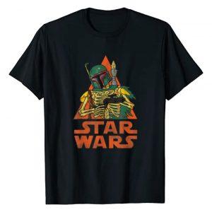 Star Wars Graphic Tshirt 1 Boba Fett Skeleton Halloween Costume T-Shirt
