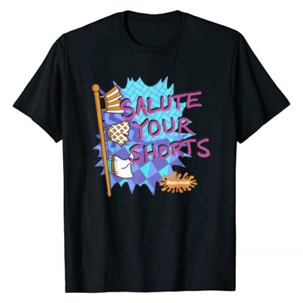 Nickelodeon Graphic Tshirt 1 Salute Your Shorts Cartoon Poster T-Shirt